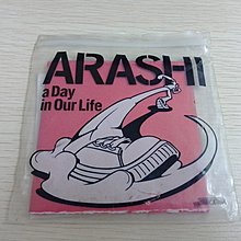 ARASHI 嵐 CD SINGLE a Day in Our Life 中古