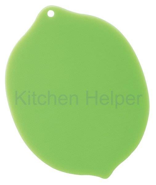 【卡樂登】台製 廚房幫手 檸檬型砧板/切菜板 輕食料理好幫手 可愛造型 裝飾及使用兼具