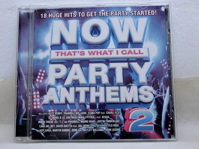 【標標樂0728-24】NOW - Party Anthems /合輯】CD西洋