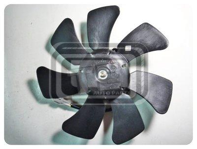 【TE汽配通】NISSAN SENTRA N180 M1 QRV X-TRAIL 冷扇馬達附葉片 冷氣風扇 日本馬達