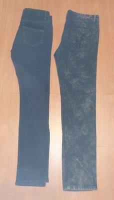 全新Hang Ten牛仔褲(27號) (黑/砂洗黑兩款可選)~買到賺到(一件含郵$200, 兩件$300)!!