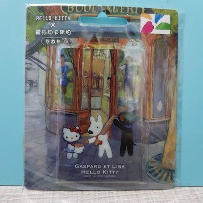HELLO KITTY X 麗莎和卡斯柏悠遊卡-麵包店-150602