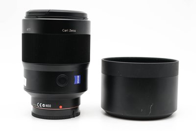 【台南橙市3C】Sony  ZEISS Sonnar T* 135mm F1.8 ZA 二手鏡頭 #33147