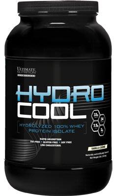 【線上體育】ULTIMATE NUTRITION HYDRO COOL VANILLA 3LB(1.36kg)