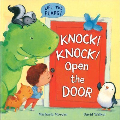 *小貝比的家*KNOCK! KNOCK! OPEN THE DOOR/平裝/3-6歲/家庭教育/低年級