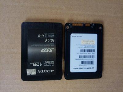 售 2.5吋ADATA SATA(3) SSD硬碟 128GB @過保良品@