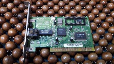 二手良品 D-Link DFE-530TX REV-B1 網路卡