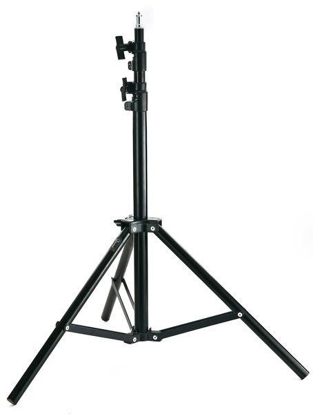呈現攝影-GT-190 氣壓燈腳架 外接閃燈/機頂燈 燈架 高194cm 低70cm 外拍燈 離機閃