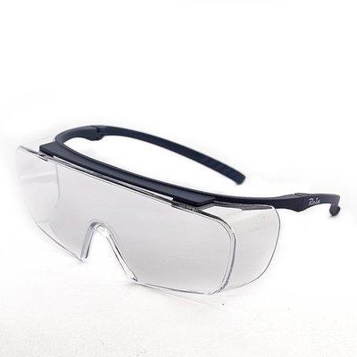 Rein R1077 安全眼鏡 可防霧 眼部防護 防飛濺 可內戴眼鏡 台灣製造 《JUN EASY》
