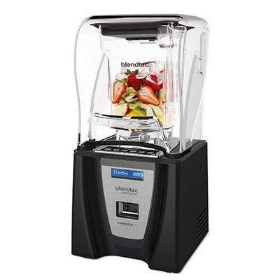 營業用冰沙機-Blendtec Connoisseur 825美國進口冰沙生機調理機(含罩式)--【良鎂咖啡精品館】