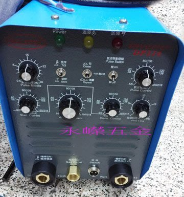 (含稅價)緯軒(底價23000不含稅)威爾特 DP218 薄板可滿焊高使用型 氬焊機 錏焊機 電焊機 變頻式