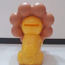 統一 多拿滋 Mister Donut 波堤獅 PON DE LION 存錢筒 - 高13 寬12CM - 251元起標
