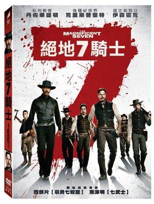 『光碟超市』電影 絕地7騎士 DVD 全新正版-起標價=結標價