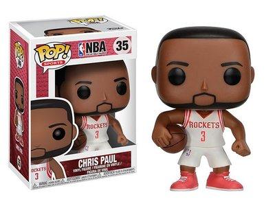 [Paradise] Funko POP! NBA 火箭隊 Chris Paul POP!人偶- 克里斯保羅