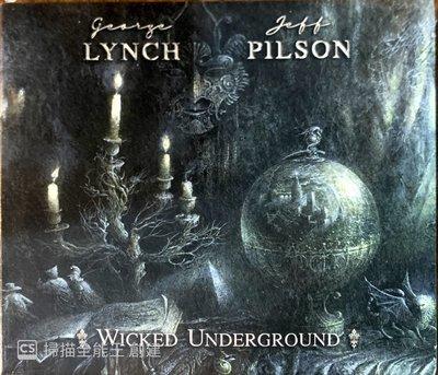 【搖滾帝國】知名美國重金屬吉他手 GEORGE LYNCH &JEFF PILSON 2003年發行 全新進口專輯