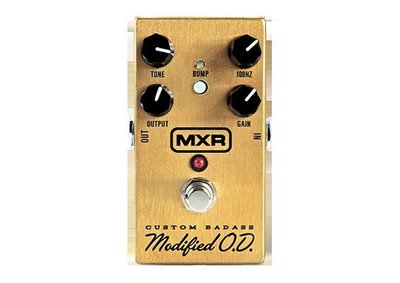 『放輕鬆樂器』 全館免運費 MXR M77 Custom Badass Modified O.D.