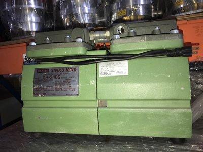 ULVAC SINKU KIKO Diaphragm Dry Vacuum Pump DA-240S
