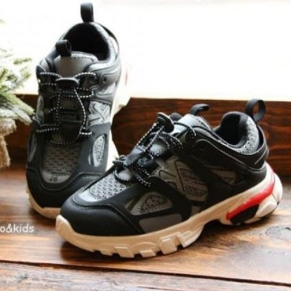 『※妳好,可愛※』韓國童鞋 正韓 老爺鞋 運動鞋 休閒鞋 平底鞋 童鞋(3色)