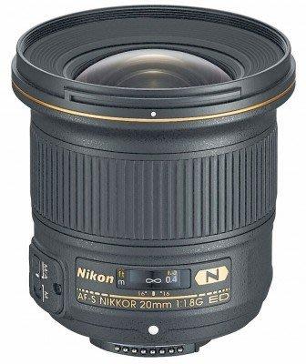 【eWhat億華】Nikon AF-S Nikkor 20mm F1.8 G ED FX全幅可用 超廣角 平輸【2】