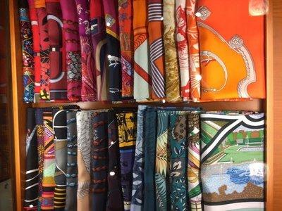 五五 HERMES 女士真絲絲巾 90*90cm 帶盒子紙袋