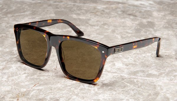 { POISON } 9FIVE CULTS TORTOISE 琥珀色 美國西岸風格太陽眼鏡品牌