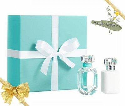 只有懶人沒有醜人-Tiffany & co. 蒂芬妮 – 幸福假期同名禮盒 同名淡香精+ 身體乳 - B1362