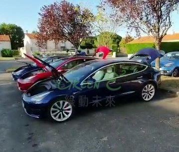 TESLA 特斯拉 Model 3 電動車尾門+腳感應尾門 ✔附發票【綠動未來】