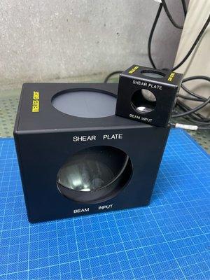Melles Griot Shear Plate 雷射折射鏡 (Laser) 兩個一併出售