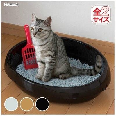 ☆米可多寵物精品☆日本IRIS  P-NE480型貓砂盆(3色挑選)另有P-NE390型