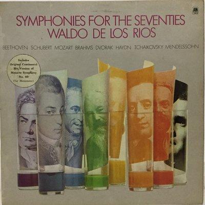 {夏荷美學生活小舖}WALDO DE LOS RIOS Symphonies for the Seventies
