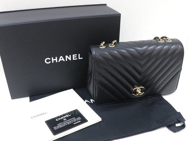 【雪曼國際精品】CHANEL 香奈兒CC FLAP BAG BLACK (黑A91587-BLACK)~全新品