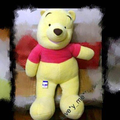 Disneyland 絕版非常罕有 Winnie The Pooh 小熊維尼 大型公仔