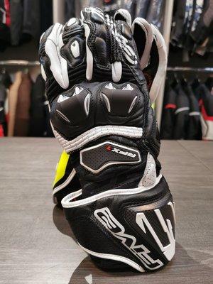 (二輪動力生活館)法國FIVE RFX1競賽型長版防護手套