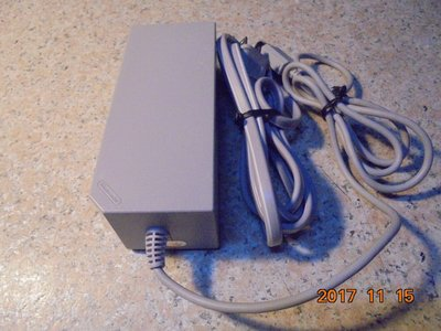 Wii原廠變壓器/電源供應器 任天堂AC adaptor RVL-002 直購價600元 桃園《蝦米小鋪》