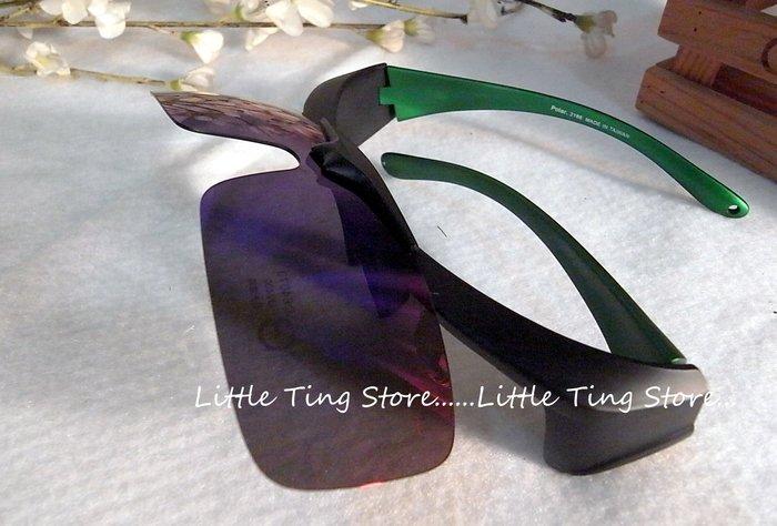 MIT台灣製造寶麗來可掀式偏光太陽眼鏡包覆式可上翻蓋鏡片近視套鏡近視眼鏡可帶UV400雷射開刀眼鏡族必備父親節禮物二用