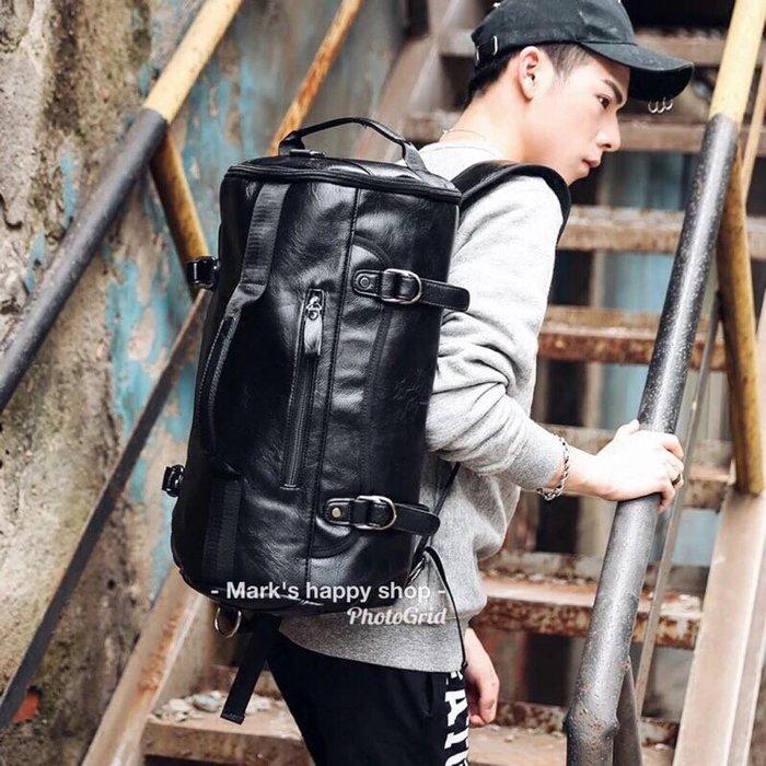現貨😎韓版新款男双肩包 潮流籃球包背包單肩斜跨包 時尚休閒大容量手提包