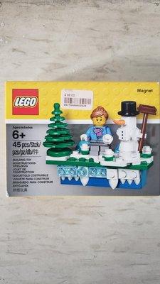 Magnet, 雪人加人仔