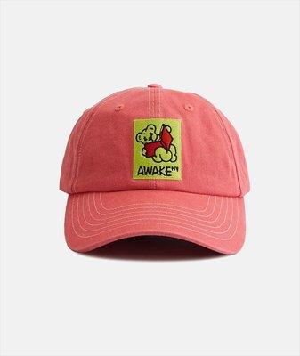 AWAKE NY BIG TIME LOGO HAT 帽子 兩色
