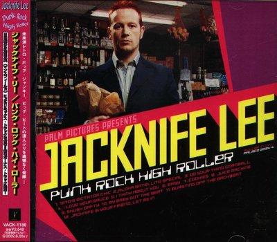 八八 - Jacknife Lee - Punk Rock High Roller - 日版 CD+2BONUS