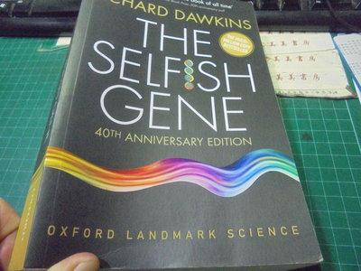 自私的基因四十週年紀念版 The Selfish Gene 40th Anniversary Edition 理查位白2