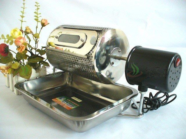 直火式電動旋轉咖啡烘焙機烘豆機炒豆機822082
