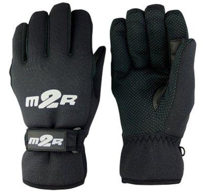[小齊安全帽] M2R G01 防水手套G-01防寒 防風、潛水布材質 可超商取貨 免運費