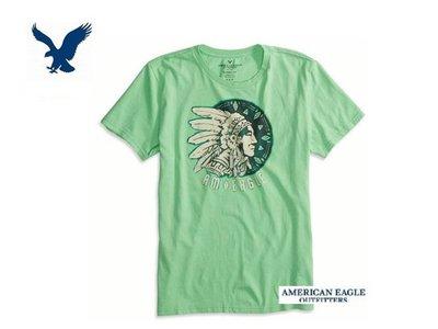 美國正品 AMERICAN EAGLE (AE) 男 美式休閒短袖T / XL ( 編號:)