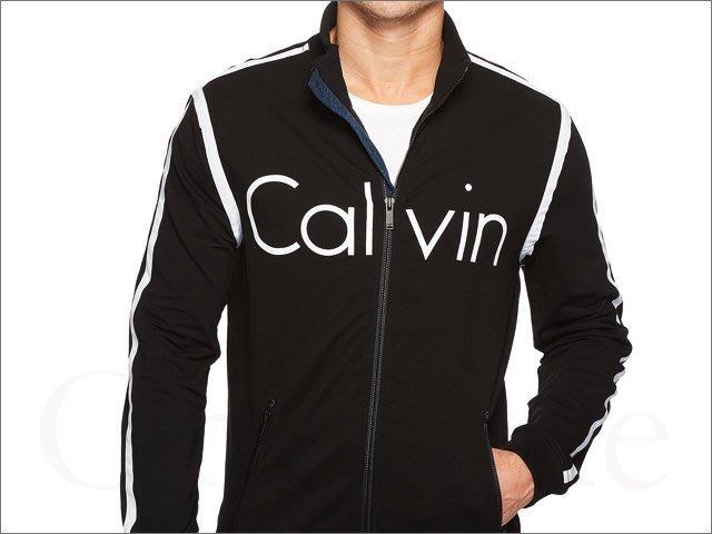 Calvin Klein CK 卡文克萊個性高爾夫球運動休閒柔軟立領拉鍊外套夾克車衣 S M L XL號愛Coach包包