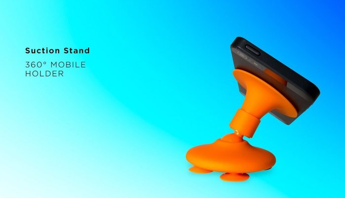 Maple麋鹿小舖 美國品牌 TRIPLE C  3C時尚小物 手機吸架 360°移動座 *( 現貨 )