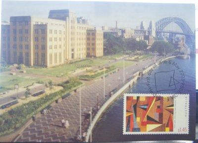 (全新)澳洲2003年-明信片+(郵票...