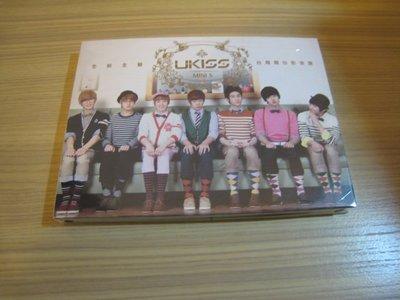 U-KISS 《U-KISS Bran New Kiss 》CD+DVD Mini Album ~  第5張迷你專輯