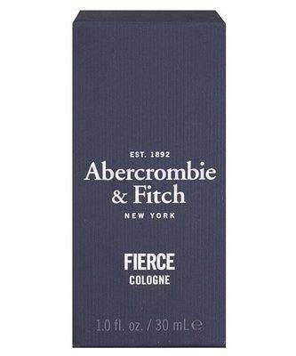 【美妝行】Abercrombie & Fitch Fierce Cologne A&F AF  男性香水 6ml分裝瓶