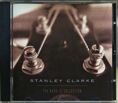 Stanley Clarke - The Bass-ic Collection 二手奧地利版