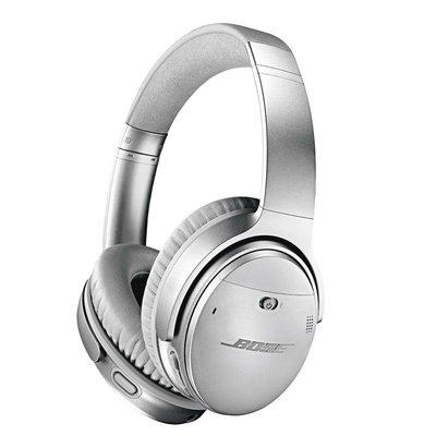 【MEIGO美購】Bose QuietComfort 35無線降噪耳機II(銀色) New